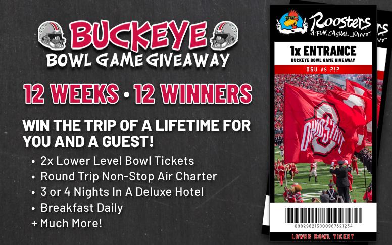 Buckeye Nation Rewards - Join, Earn, Win ⭕🙌 🏆